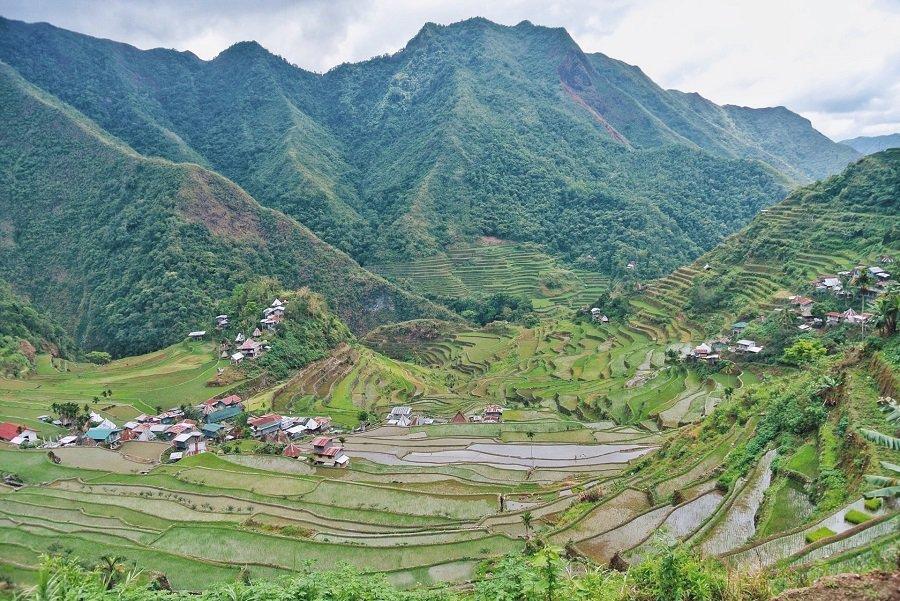 Reisroute Filipijnen