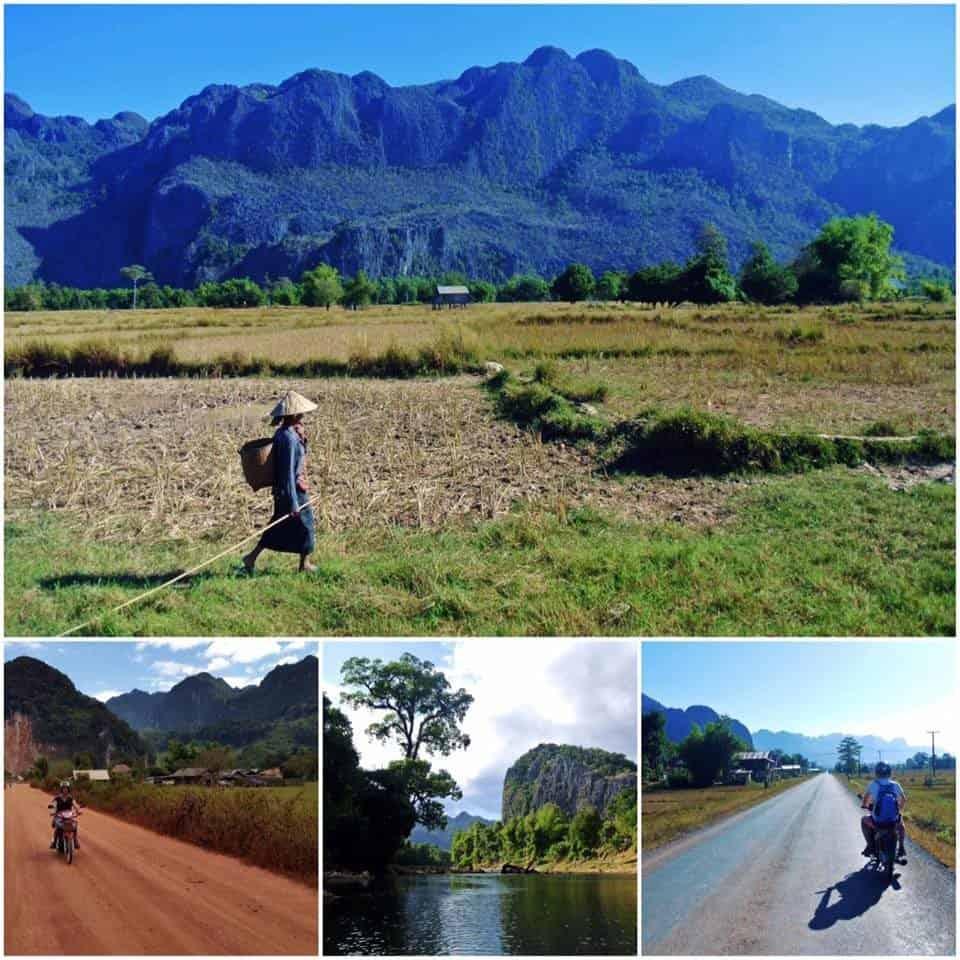 Hoogtepunten van Laos