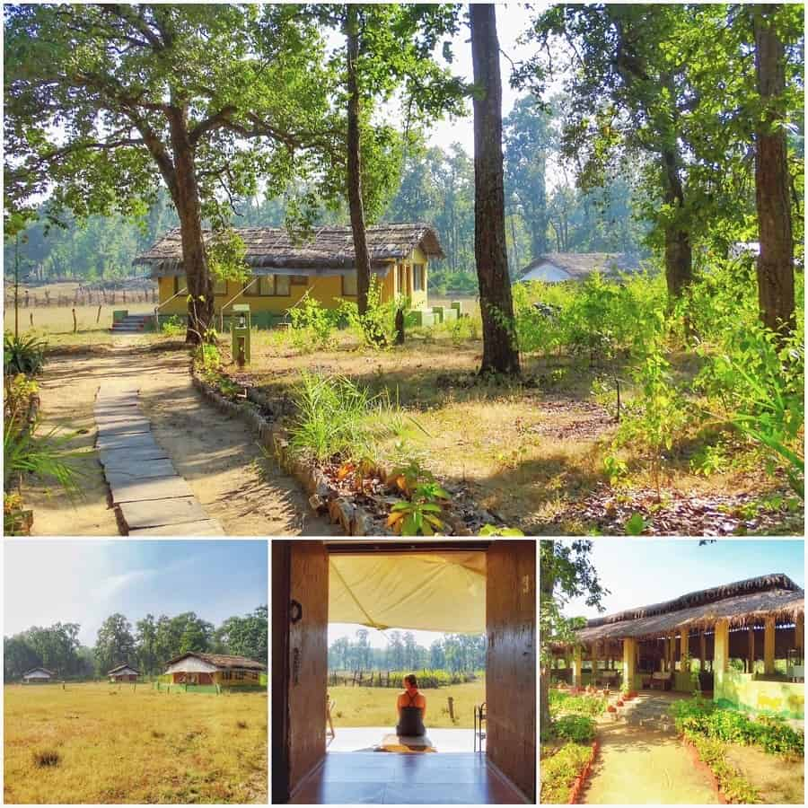 Bagh Sarai Resorts, Bandhavgarh National Park