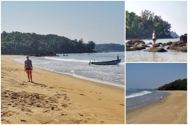 Mooiste stranden Goa