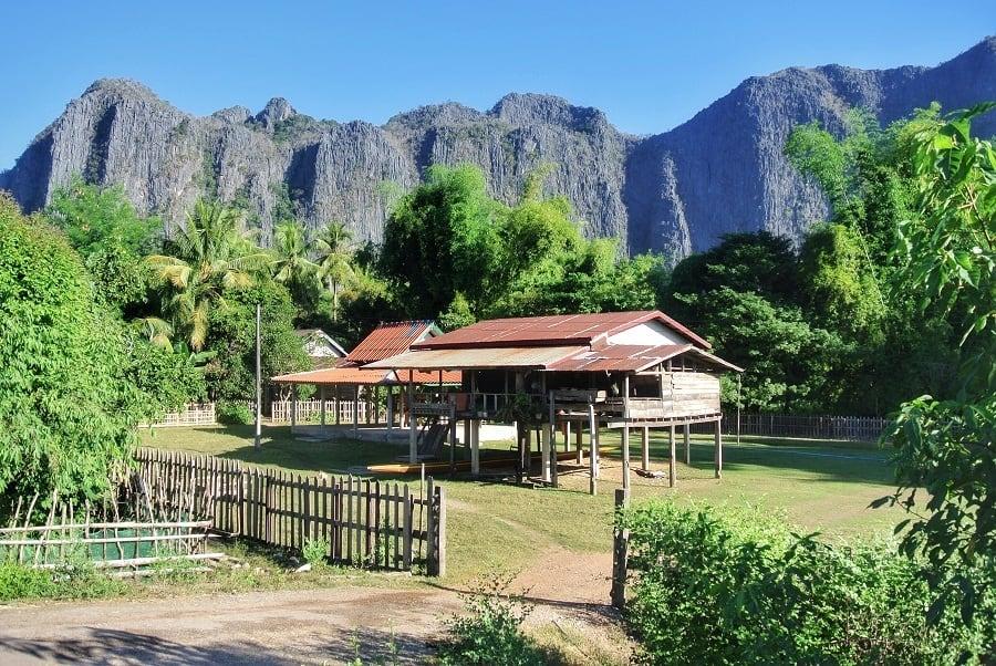 Thakhek Loop Laos