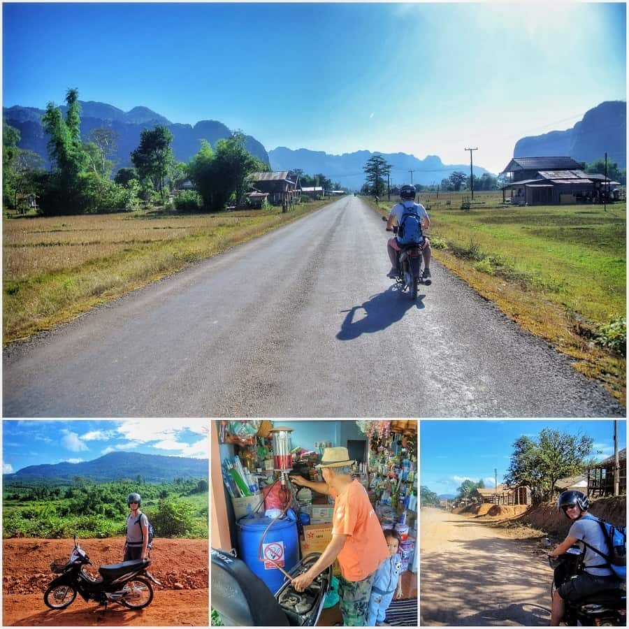 Thakhek Loop Laos