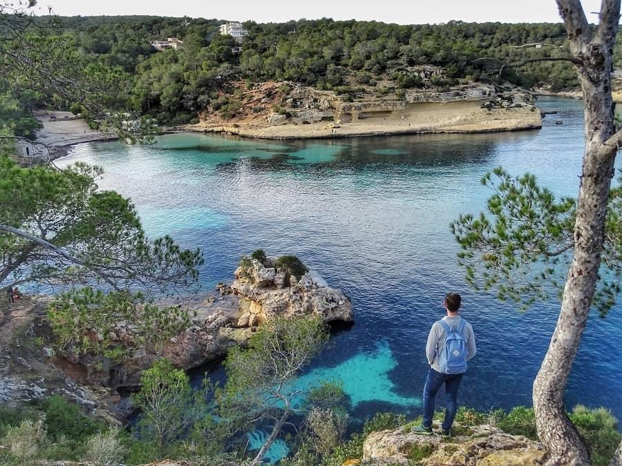 Cala Portals Veils Mallorca