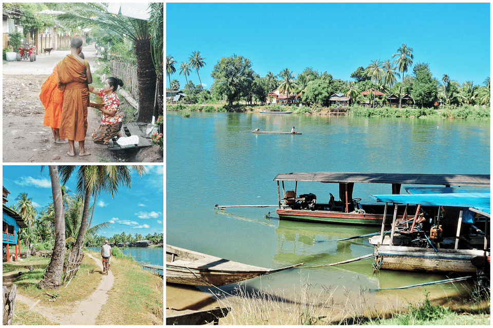 Laos route