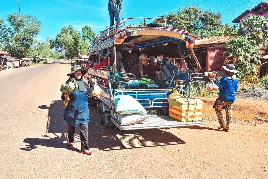 Laos rondreizen