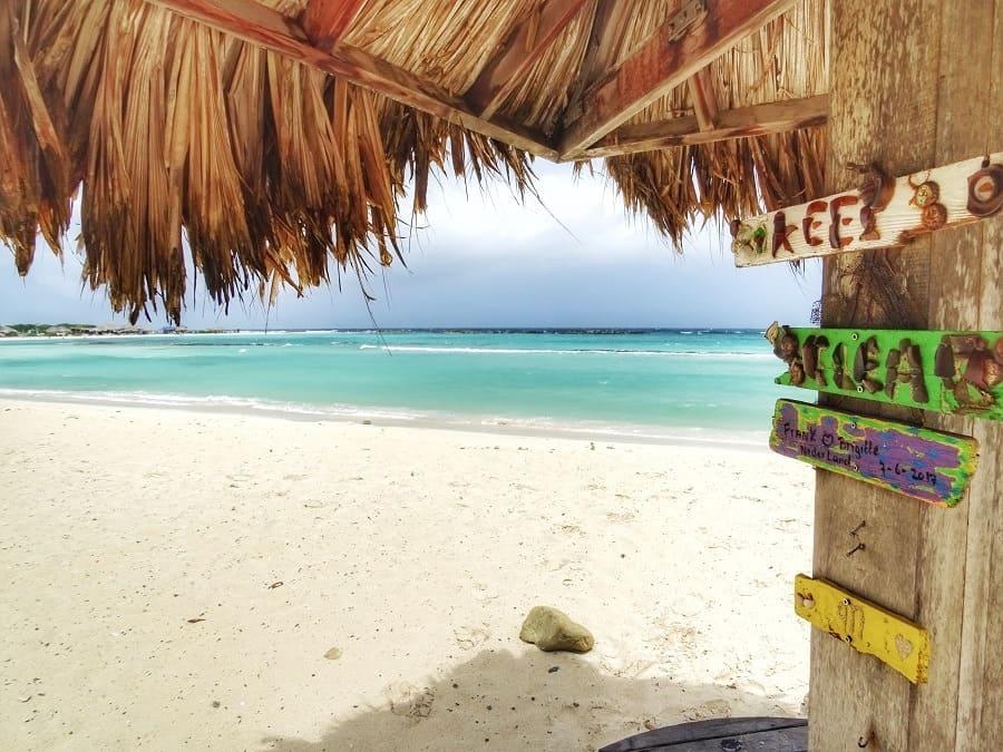 stranden Aruba
