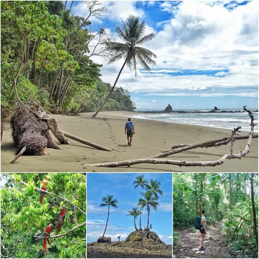 hoogtepunten Costa Rica