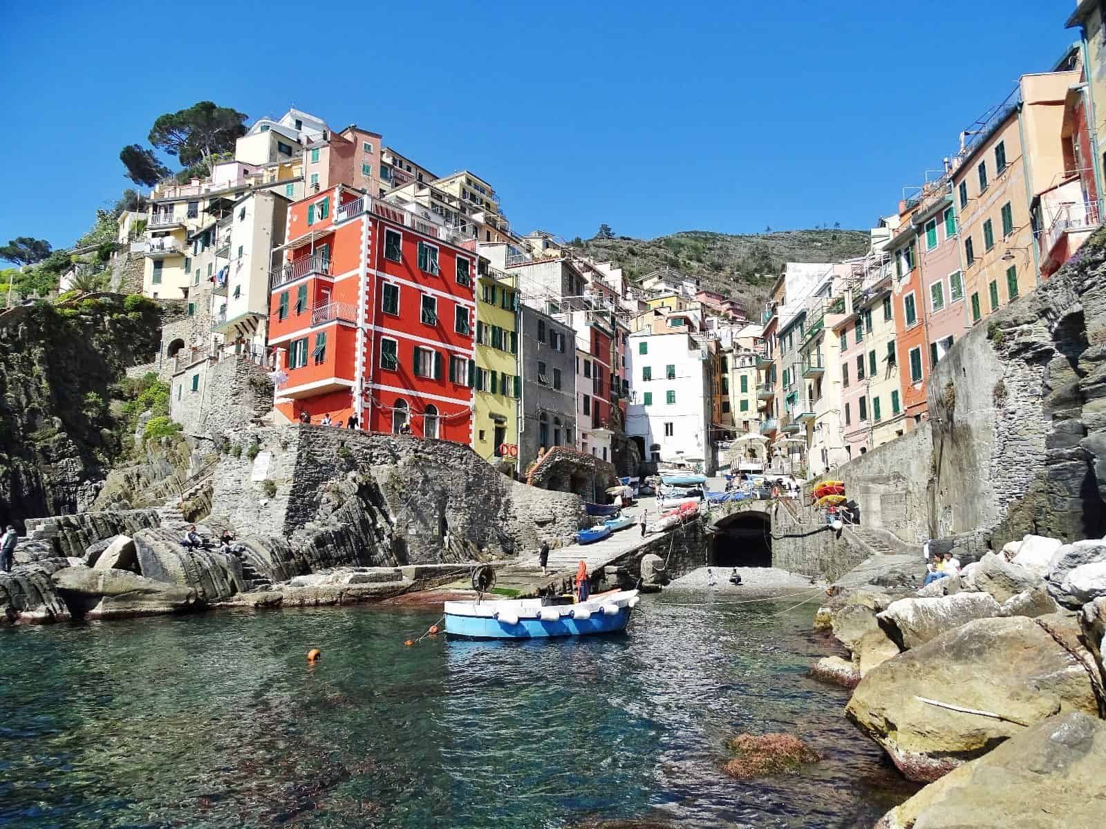Leukste hotels Cinque Terre