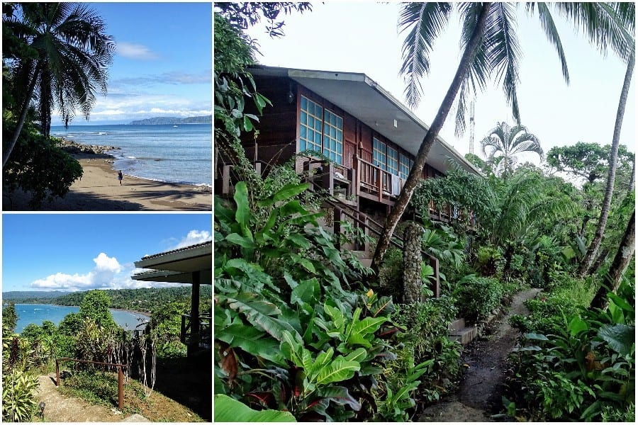 Costa Rica Reisroute