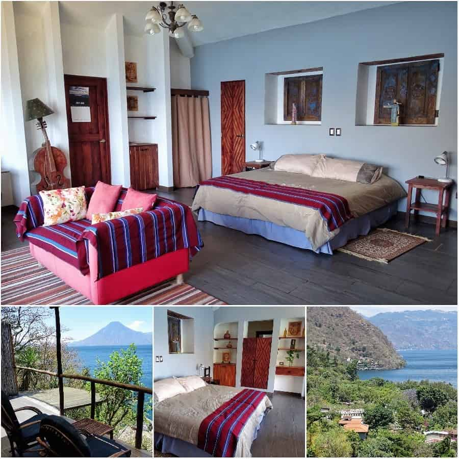 Lake Atitlan Sunset Lodge