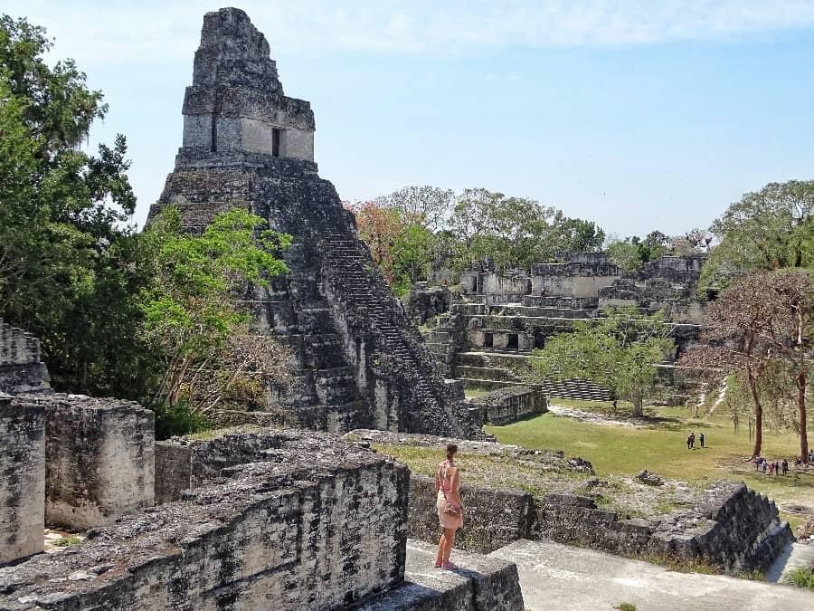 San ignacio Tikal