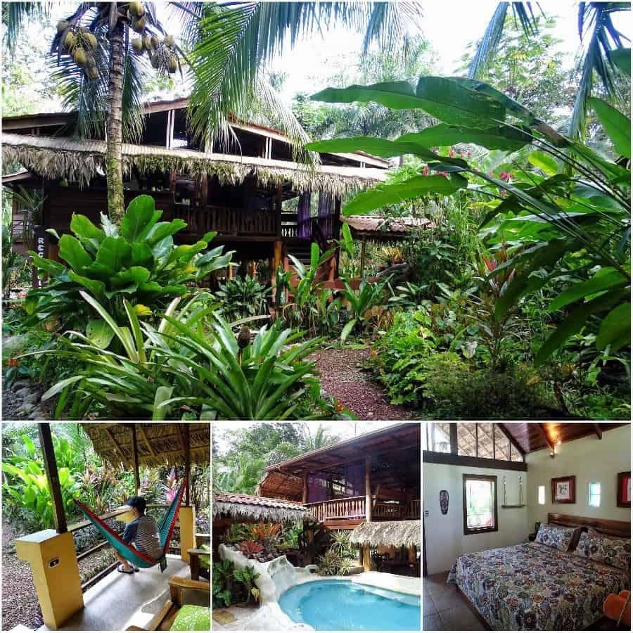 Reisroute Costa Rica