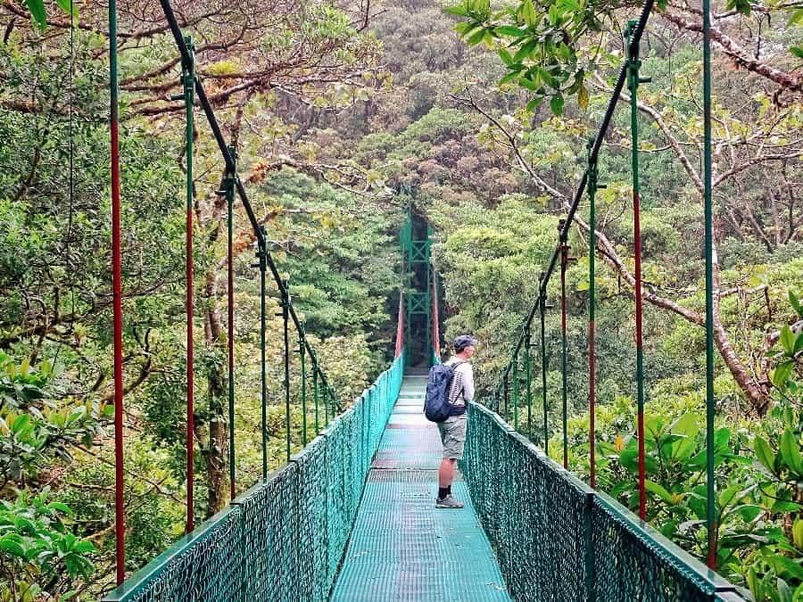 Costa Rica Backpacken