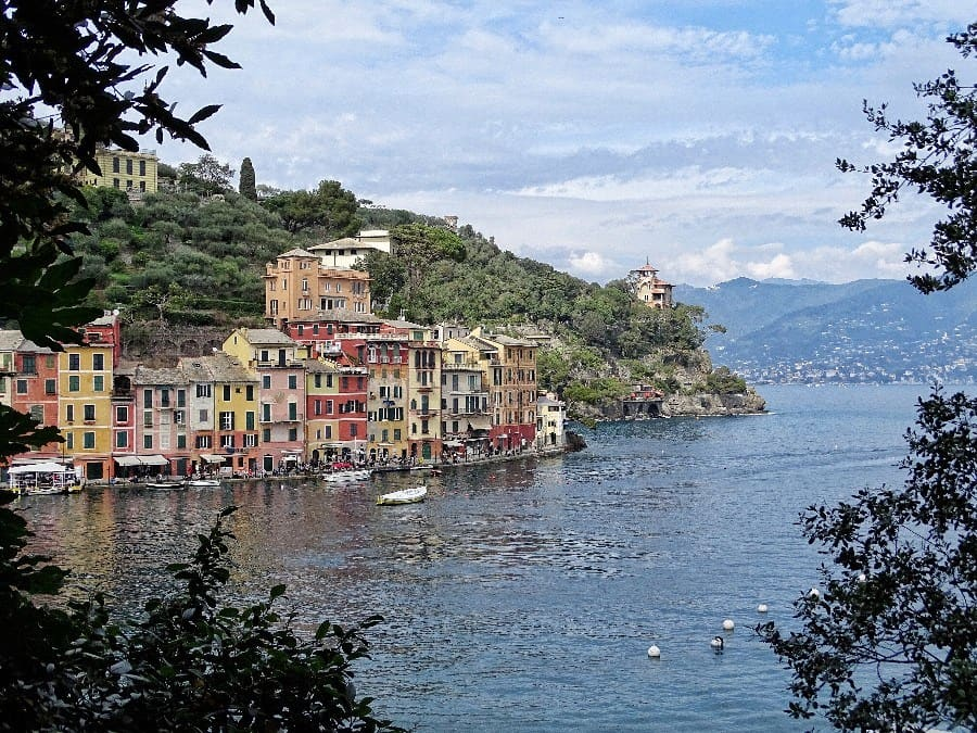 Vakantie Portofino