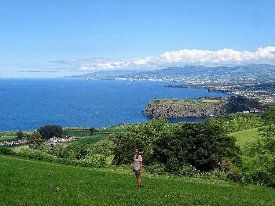 mooiste uitzichtpunten Sao Miguel