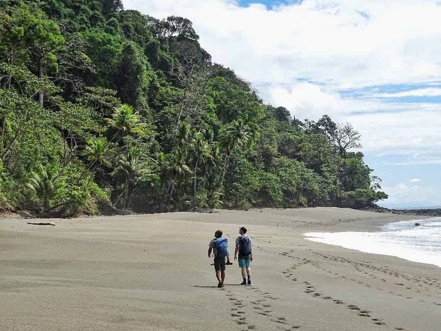 hiken corcovado national park