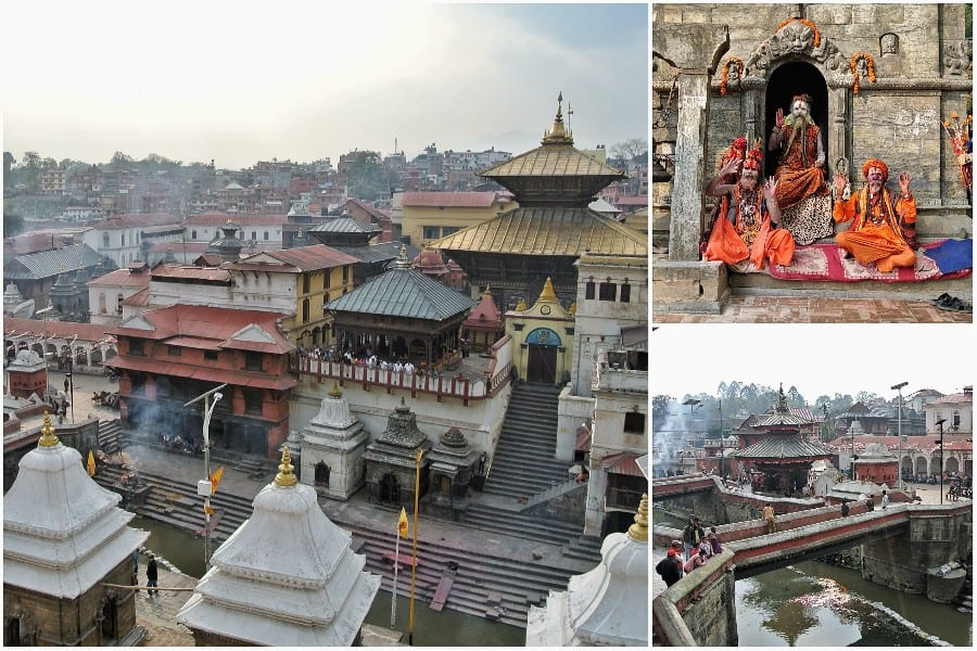 reisroute nepal 3 weken