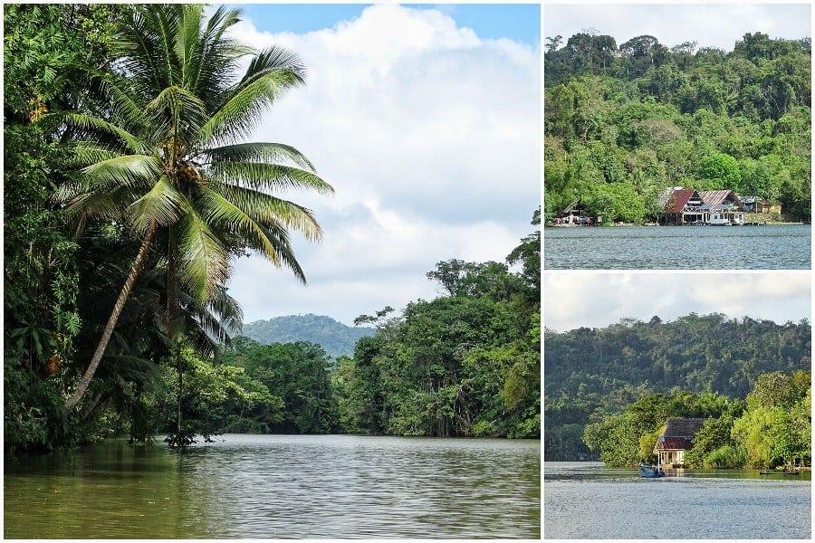 Reisroute Guatamala