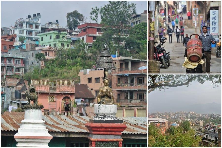 3 weken Nepal