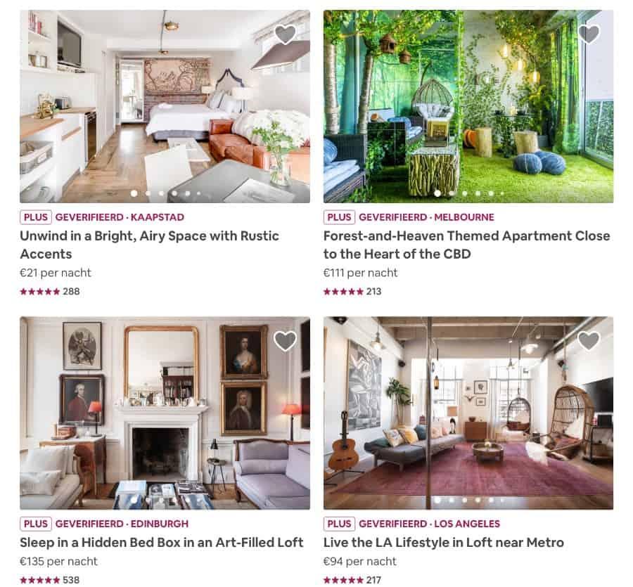 Wat is Airbnb