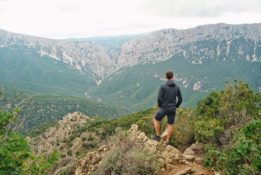 Roadtrip Sardinië