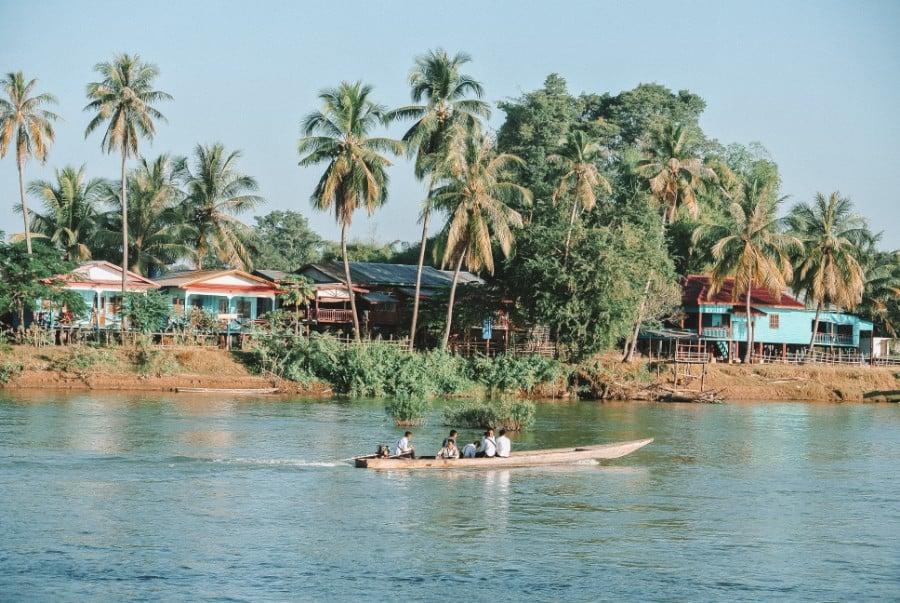 hoogtepunten Laos