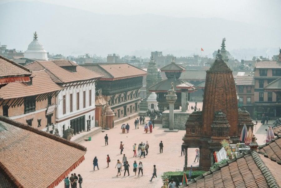 2 weken nepal