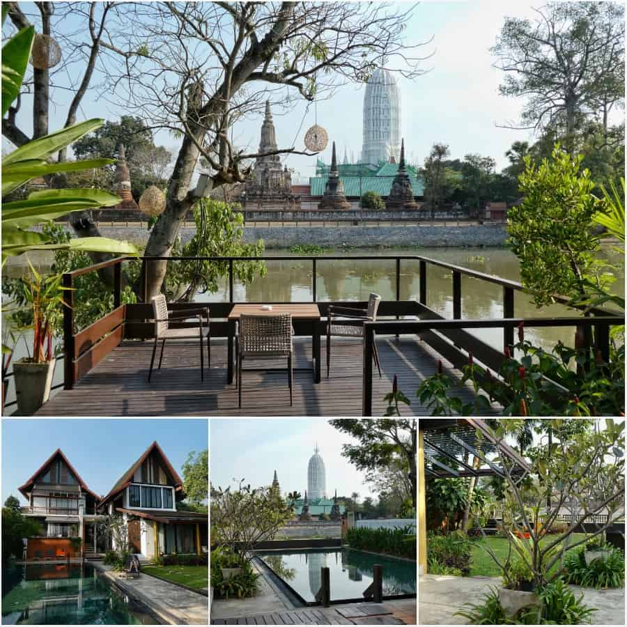Luxe Hotel ayutthaya