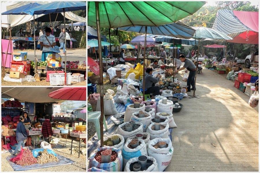markt chiang dao