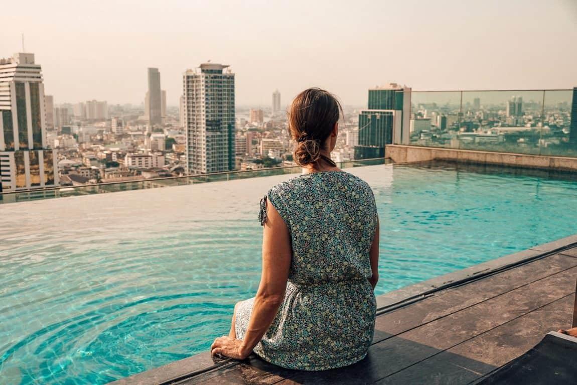 hotel bangkok zwembad