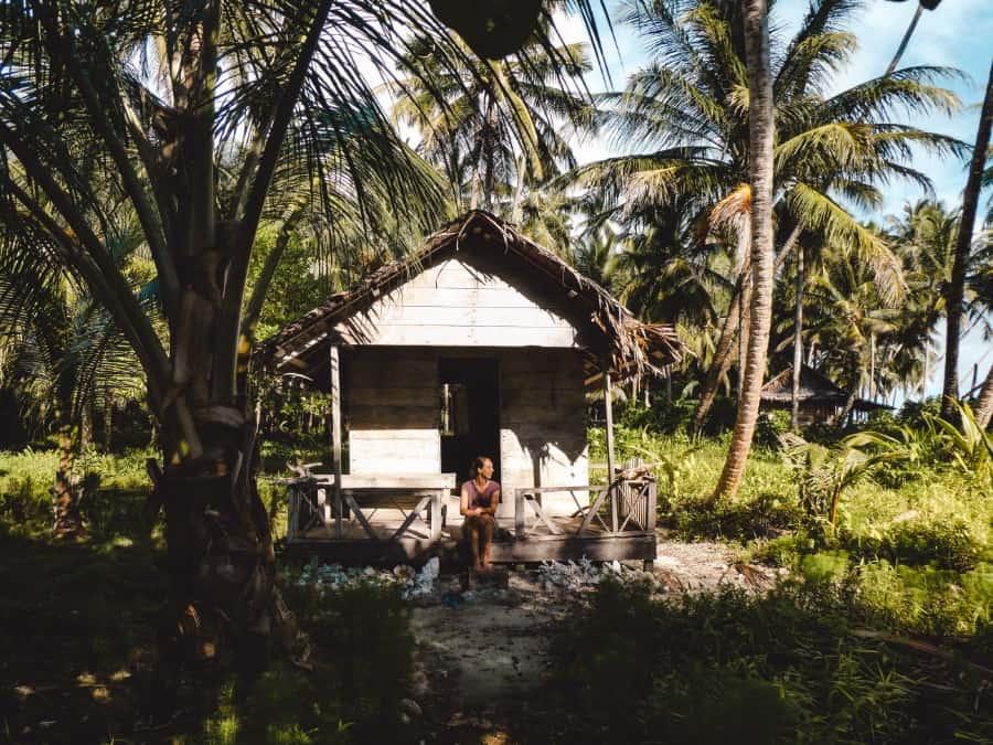 accommodatie banyak eilanden