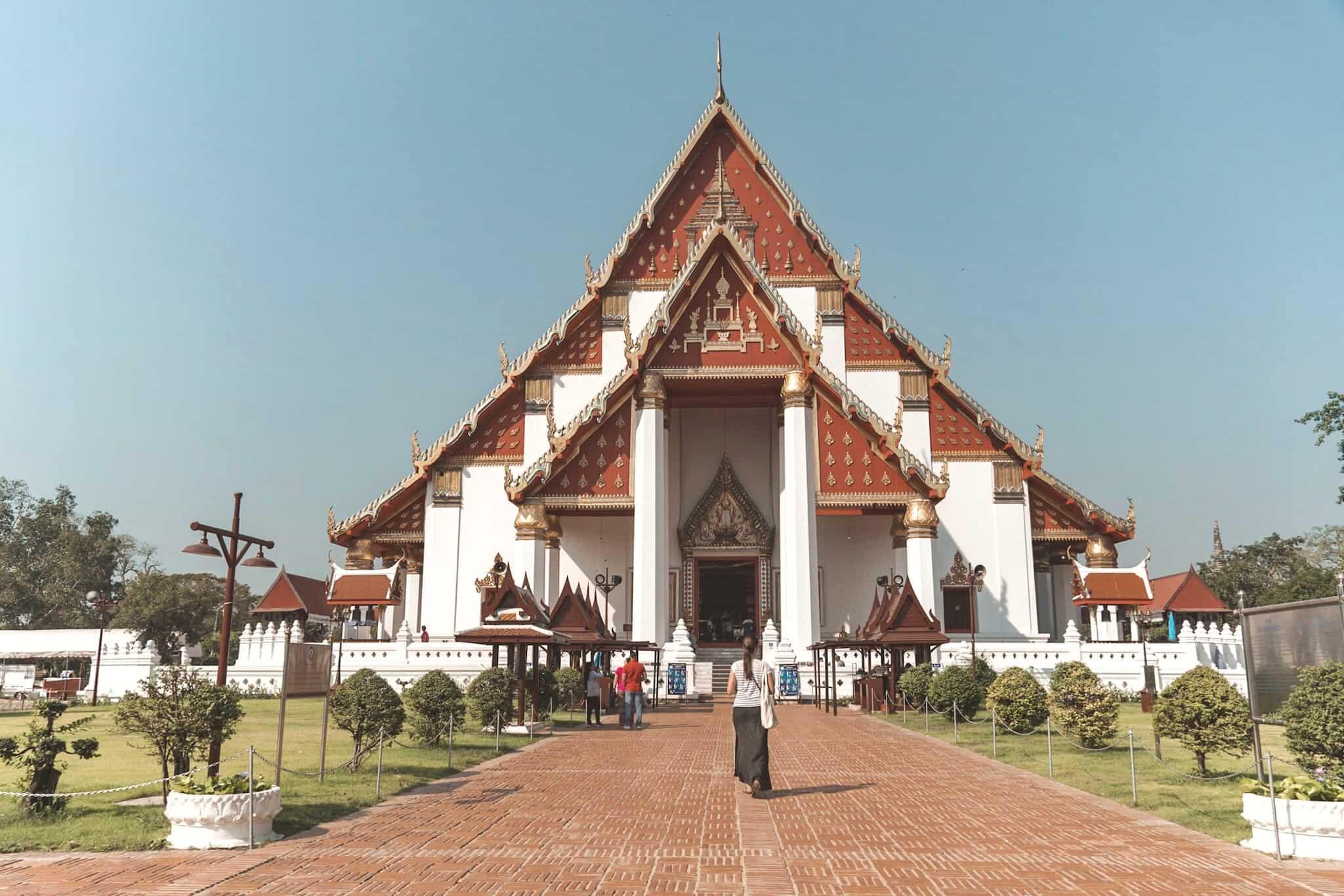 ayutthaya hotel