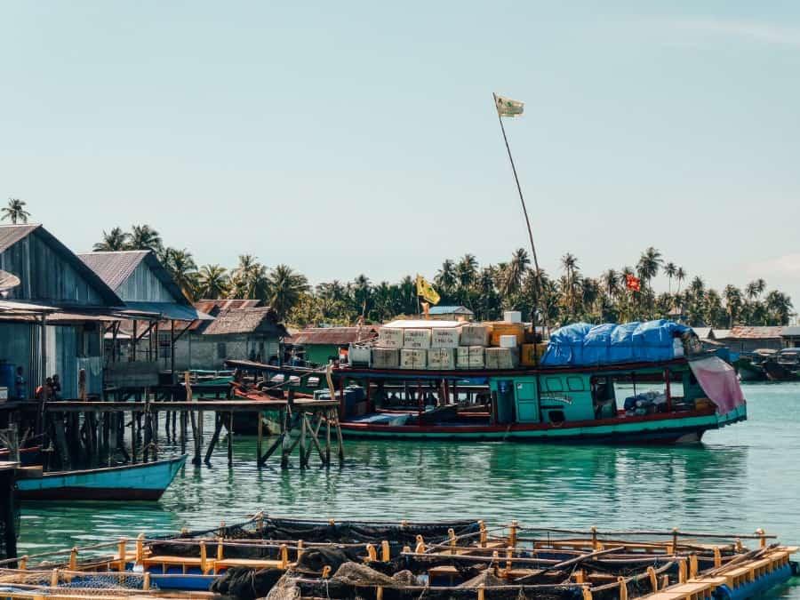 Haven van Pulau Balai