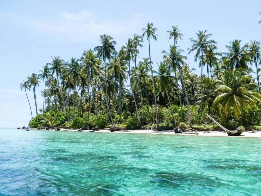 Banyak eilanden