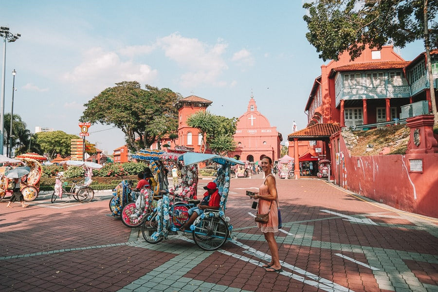 backpacken maleisie