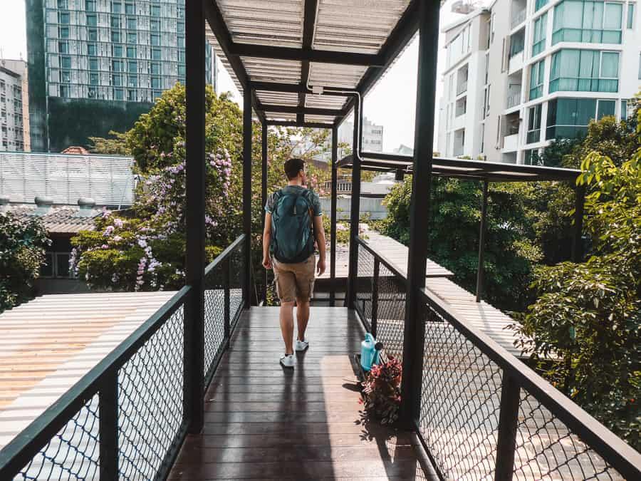 hostel bangkok