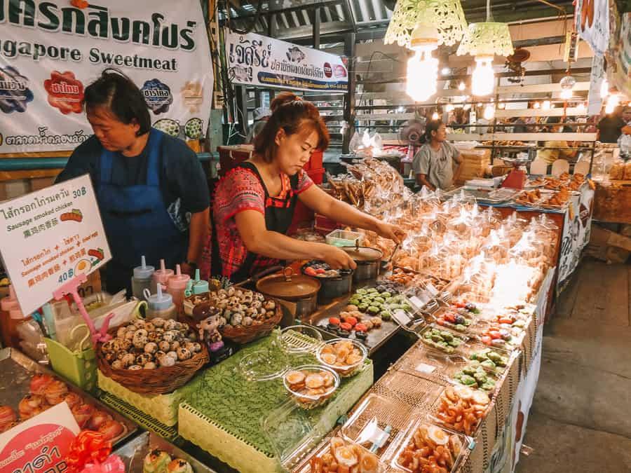 Bangkok activiteiten