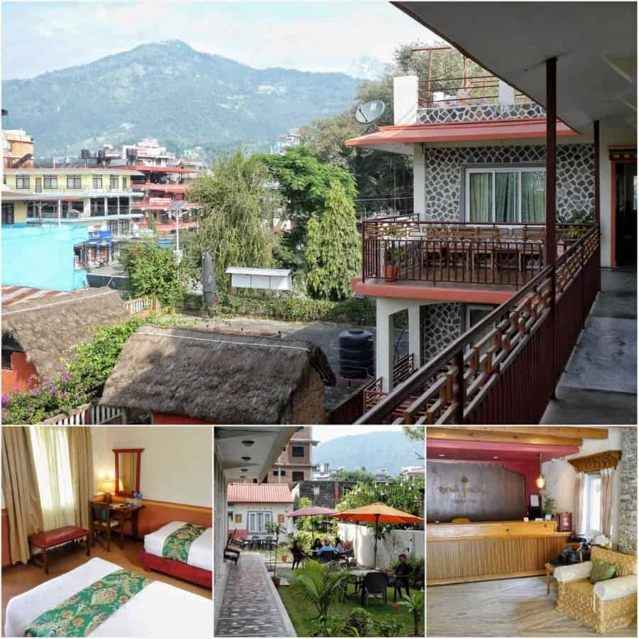 leukste hotel pokhara