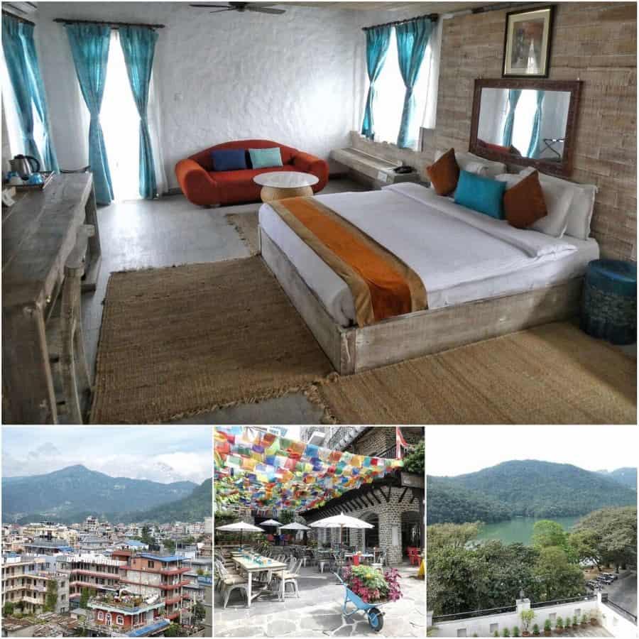 Glacier Hotel Pokhara