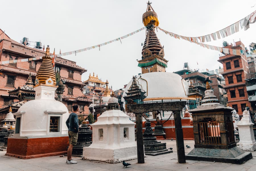 tips kathmandu