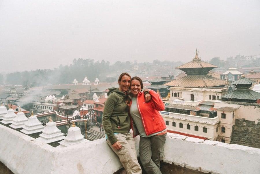 weer kathmandu