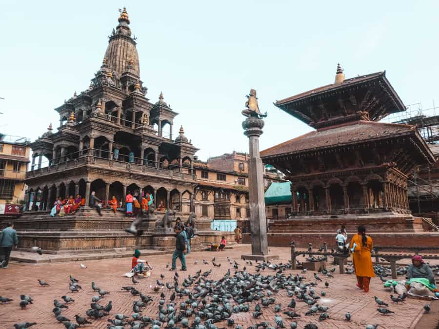 Tips Kathmandu nepal