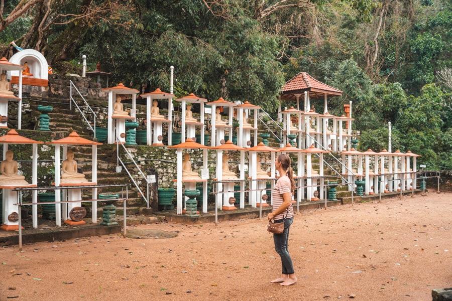 oude tempel Kandy