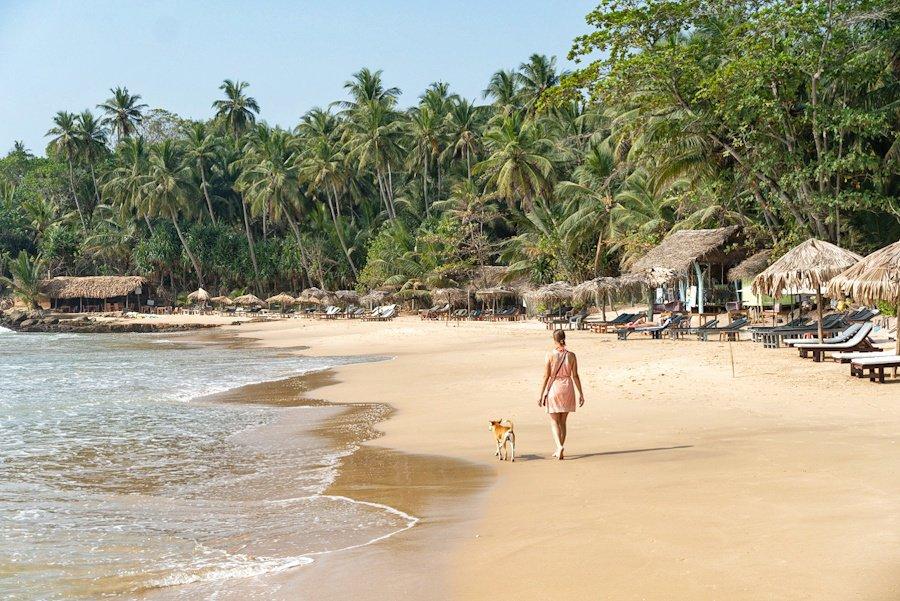 mooiste stranden zuidkust sri lanka
