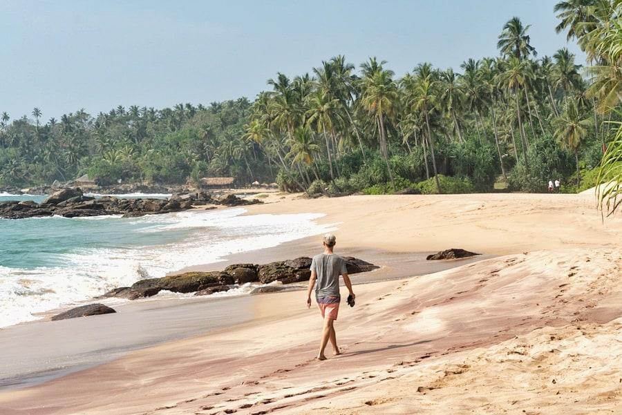 mooiste strand sri lanka