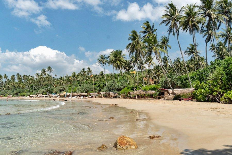 mooiste stranden sri lanka