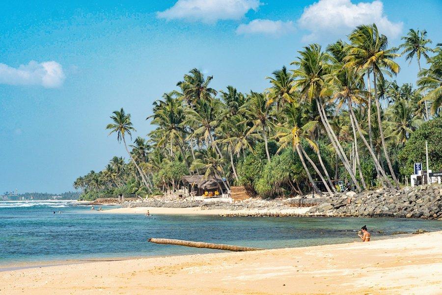 Madiha beach