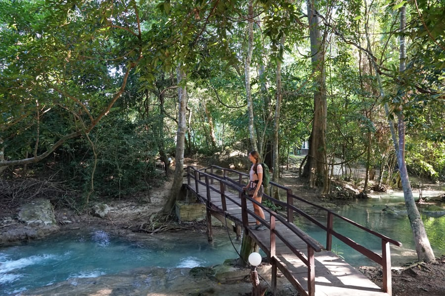 Tips Erawan national park