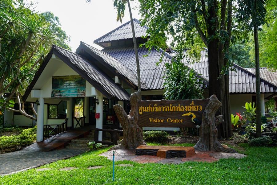 bezoekerscentrum erawan