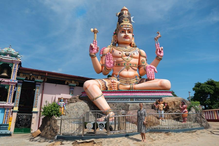 Koneswaram tempel